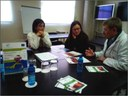 Networking meeting with LIFE Textileather project representatives, INESCOP, Elda